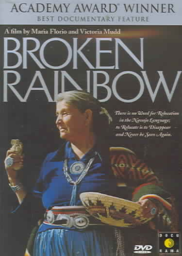 BROKEN RAINBOW BY FLORIO,MARIA (DVD)